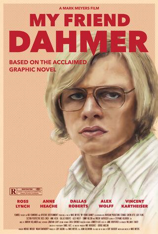 My Friend Dahmer (2018) Main Poster