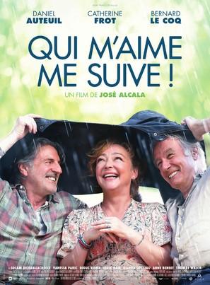 Qui M'aime Me Suive! (2019) Main Poster