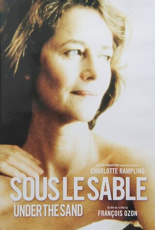 Under The Sand (2001) Main Poster
