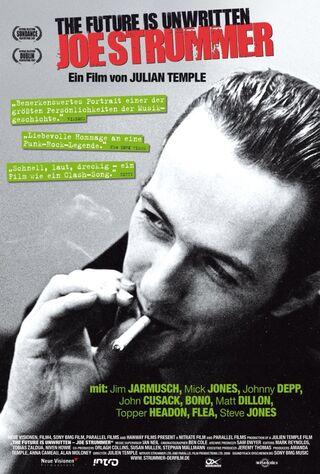 Joe Strummer: The Future Is Unwritten (2007) Main Poster