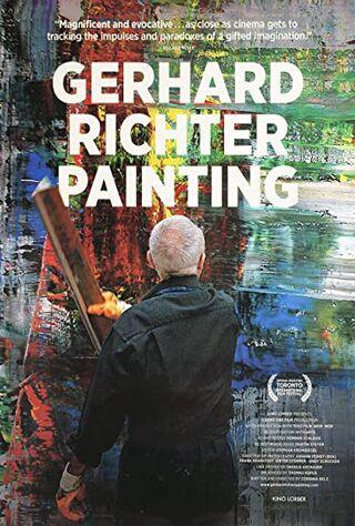 Gerhard Richter Painting (2012) Main Poster