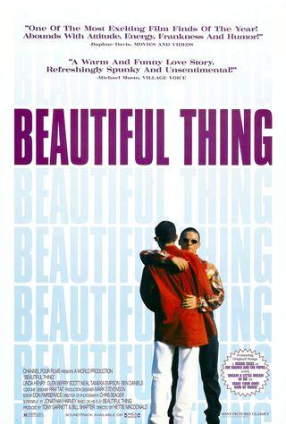 Beautiful Thing (1996) Main Poster
