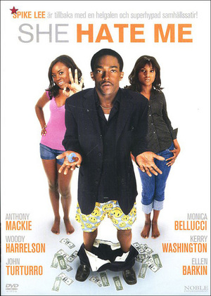 She Hate Me (2004) Poster #2