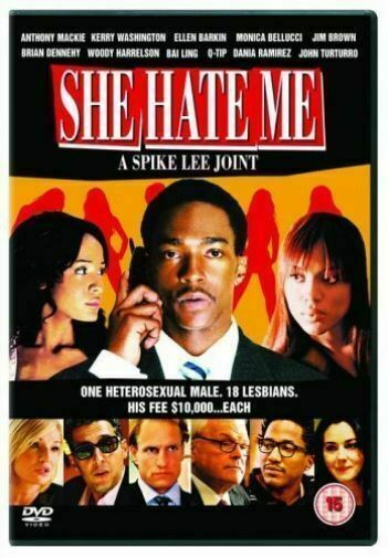 She Hate Me (2004) Poster #3