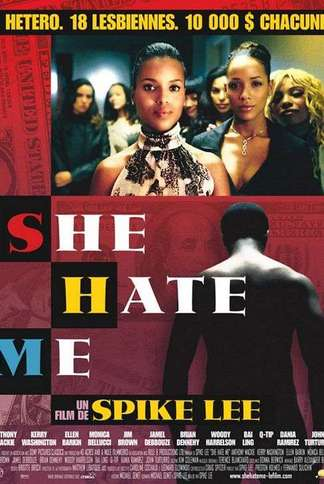 She Hate Me (2004) Poster #4