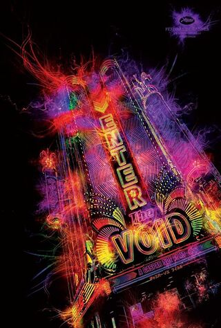 Enter The Void (2010) Main Poster
