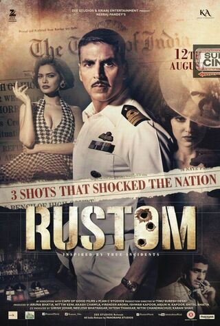 Rustom (2016) Main Poster