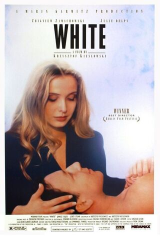 Three Colors: White (1994) Main Poster