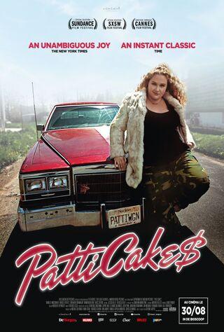 Patti Cake$ (2017) Main Poster