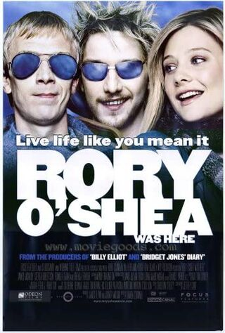 Rory O'Shea Was Here (2004) Main Poster