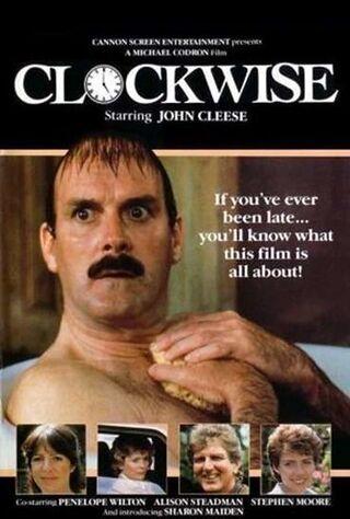 Clockwise (1986) Main Poster