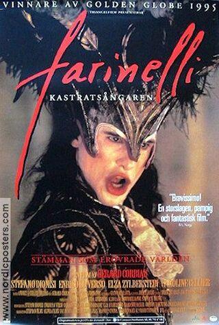 Farinelli (1995) Main Poster
