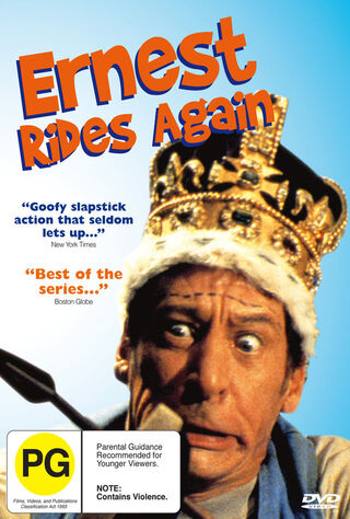 Ernest Rides Again (1993) Main Poster