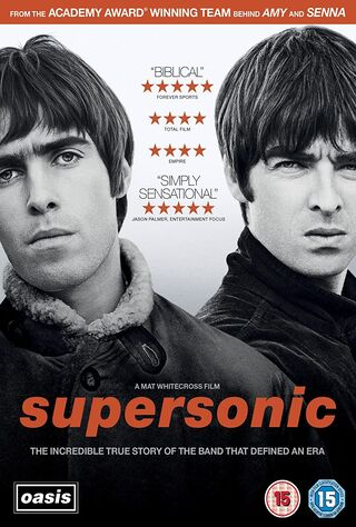 Oasis: Supersonic (2016) Main Poster