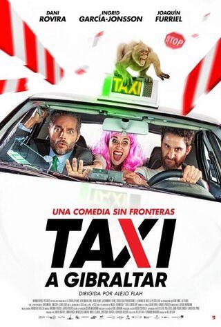 Taxi To Treasure Rock (2019) Main Poster