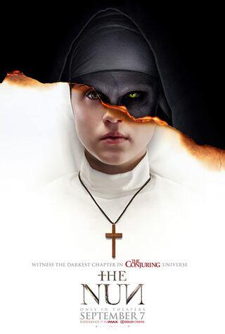 The Nun (2018) Main Poster