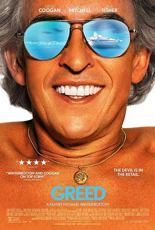 Greed (2020) Main Poster