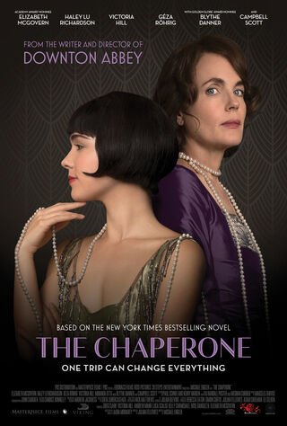 The Chaperone (2019) Main Poster
