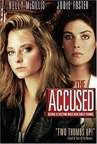The Accused (2018) Main Poster