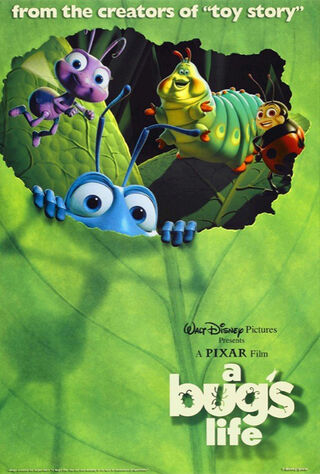A Bug's Life (1998) Main Poster