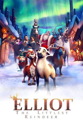 Elliot The Littlest Reindeer (2018) Main Poster