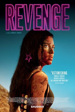 Revenge (2018) Main Poster