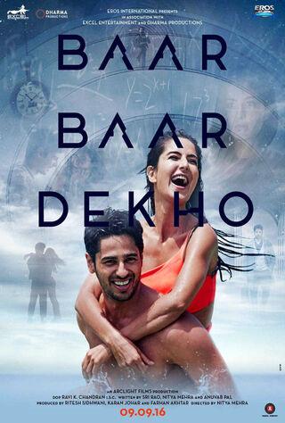 Baar Baar Dekho (2016) Main Poster