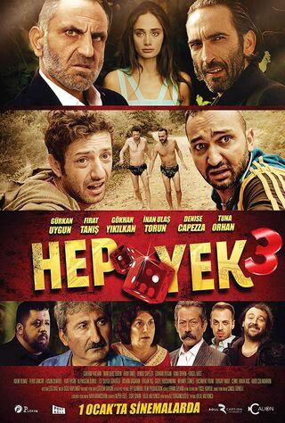 Hep Yek 3 (2019) Main Poster