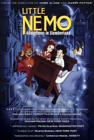 Little Nemo: Adventures In Slumberland (1992) Main Poster