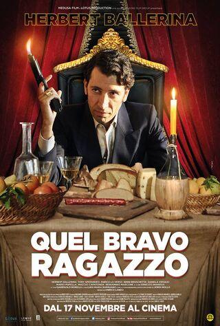 Quel Bravo Ragazzo (2016) Main Poster