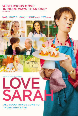 Love Sarah (2021) Main Poster