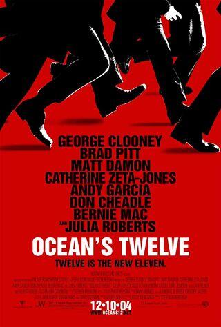 Ocean's Twelve (2004) Main Poster