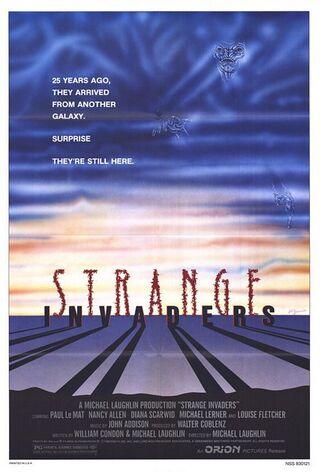 Strange Invaders (1983) Main Poster