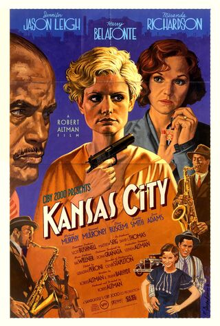 Kansas City (1996) Main Poster