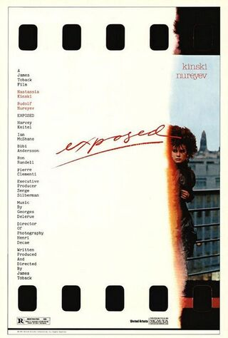 Exposed (1983) Main Poster