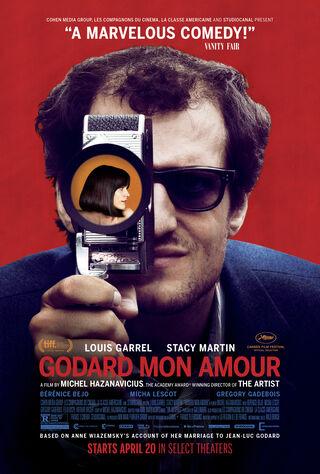 Godard Mon Amour (2017) Main Poster