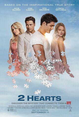 2 Hearts (2020) Main Poster