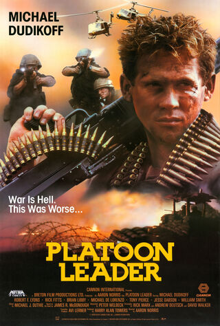 Platoon Leader (1988) Main Poster