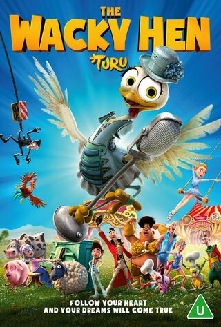 Turu, The Wacky Hen (2020) Main Poster