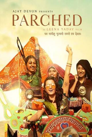 Parched (2016) Main Poster
