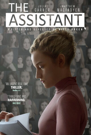 The Assistant (2020) Main Poster