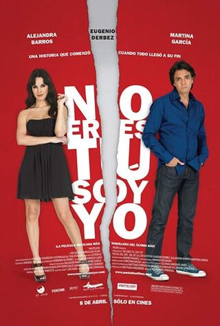 It's Not You, It's Me (2011) Main Poster