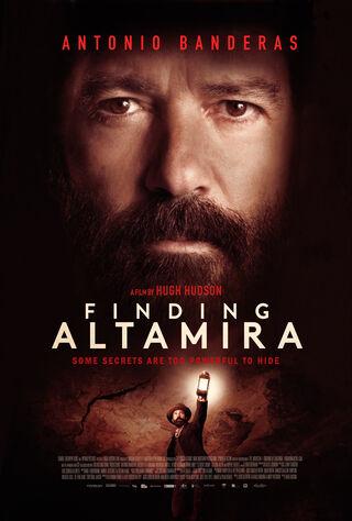 Finding Altamira (2016) Main Poster