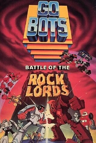 GoBots: Battle Of The Rock Lords (1986) Main Poster
