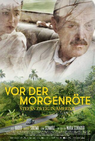 Stefan Zweig: Farewell To Europe (2017) Main Poster
