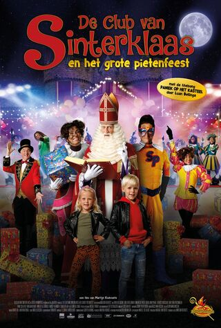 De Club Van Sinterklaas & Het Grote Pietenfeest (2020) Main Poster