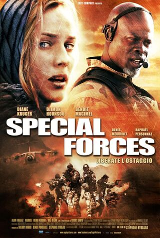 Special Forces (2011) Main Poster