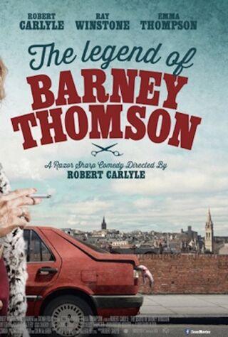 Barney Thomson (2015) Main Poster
