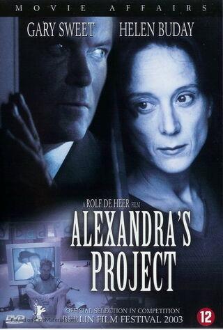 Alexandra's Project (2003) Main Poster
