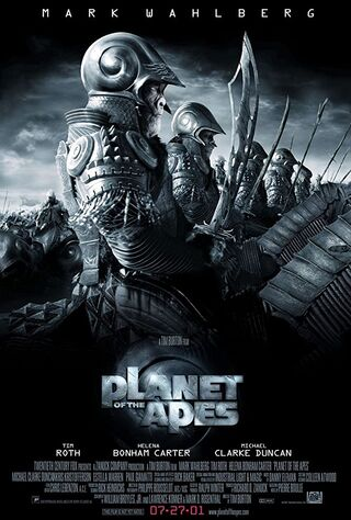 Planet of the Apes (2001) Main Poster